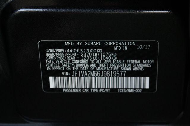 2018 Subaru WRX STI AWD - HEATED LEATHER - CNT RACING EXHAUST! Mooresville , NC 51