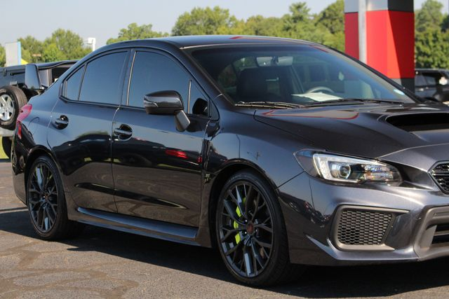 2018 Subaru WRX STI AWD - HEATED LEATHER - CNT RACING EXHAUST! Mooresville , NC 26