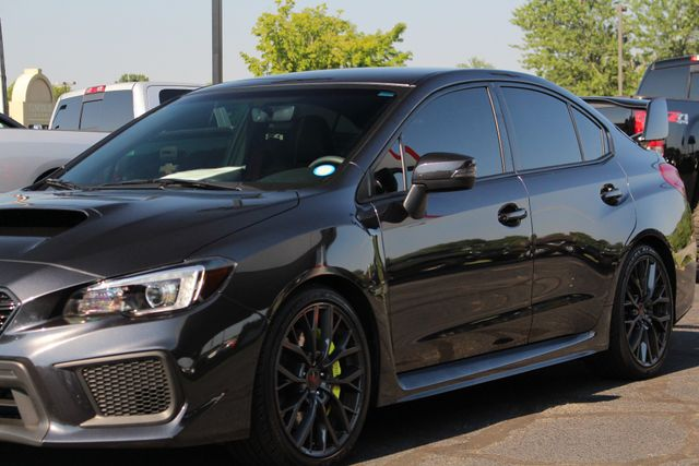 2018 Subaru WRX STI AWD - HEATED LEATHER - CNT RACING EXHAUST! Mooresville , NC 28