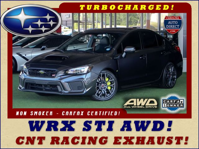 2018 Subaru WRX STI AWD - HEATED LEATHER - CNT RACING EXHAUST! Mooresville , NC 0