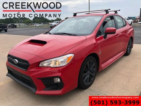 2018 Subaru WRX Red Base AWD Manual 1 Owner Low Miles Turbocharged in Searcy, AR