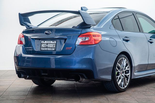 2018 Subaru WRX STI Limited 50Th Anniversary 1 of 200 With Many Upgrades in Addison, TX 75001