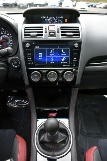 2018 Subaru WRX STI Waterbury, Connecticut 42
