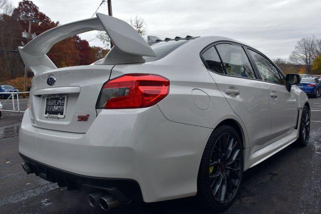 2018 Subaru WRX STI Waterbury, Connecticut 5