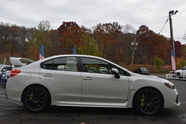 2018 Subaru WRX STI Waterbury, Connecticut 6