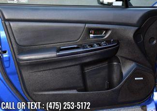 2018 Subaru WRX Limited Waterbury, Connecticut 34