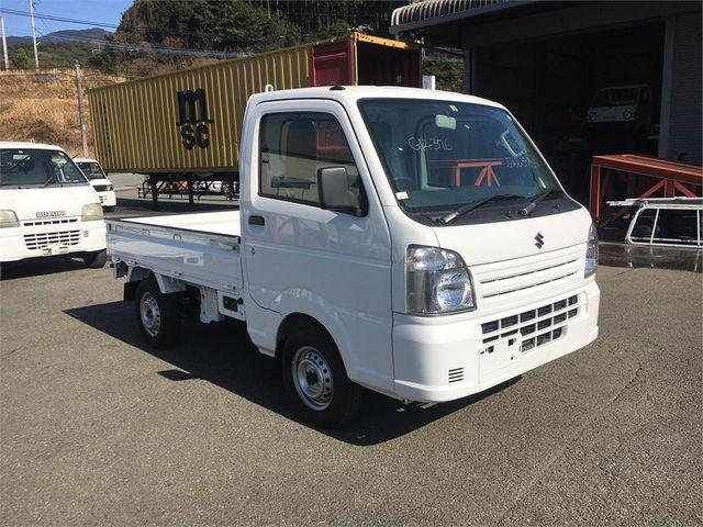 2018 Suzuki 4wd Japanese Minitruck [a/c, power steering]    Jackson, Missouri   GR Imports in Eaton Missouri
