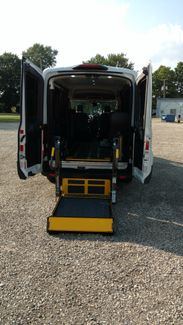 2018 Tci Ford Transit 150 Wheelchair Van Alliance, Ohio 2