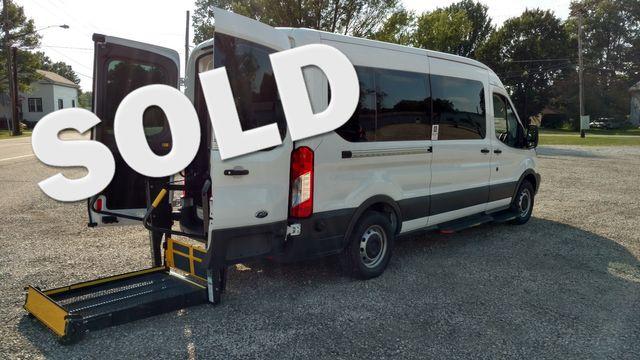2018 Tci Ford Transit 150 Wheelchair Van Alliance, Ohio