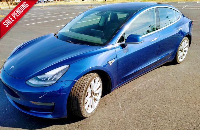 2018 Tesla Model 3 Performance Boost Long Range Battery - 310 Mile Range