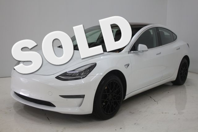 2018 Tesla Model 3 Long Range Battery Houston, Texas