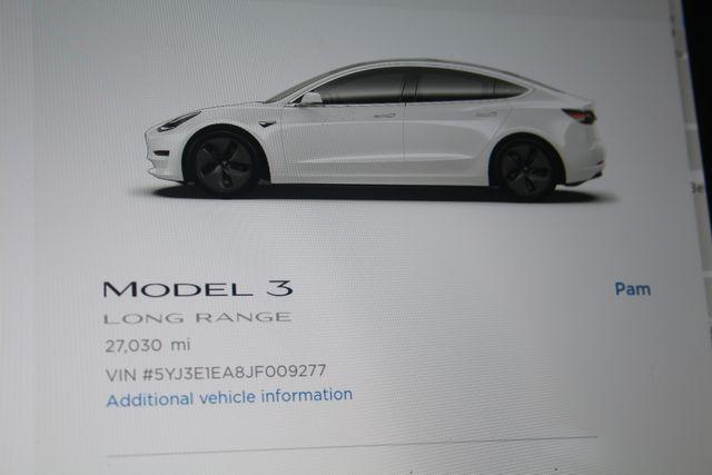 2018 Tesla Model 3 Long Range Battery Houston, Texas 27