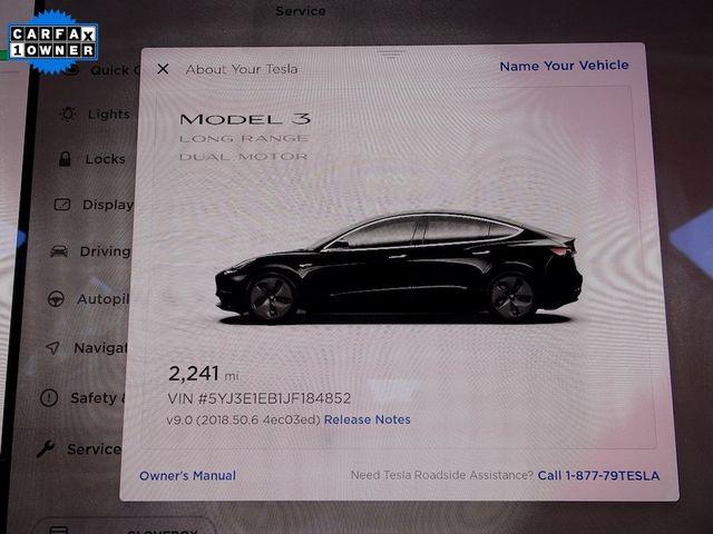 2018 Tesla Model 3 Long Range Madison, NC 21