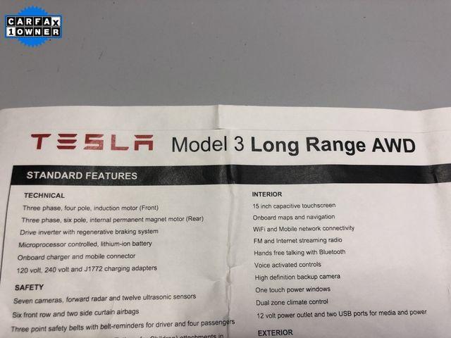 2018 Tesla Model 3 Long Range Madison, NC 46
