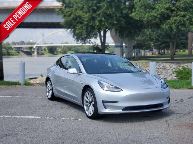 2018 Tesla Model 3 Long Range Battery W/ FSD