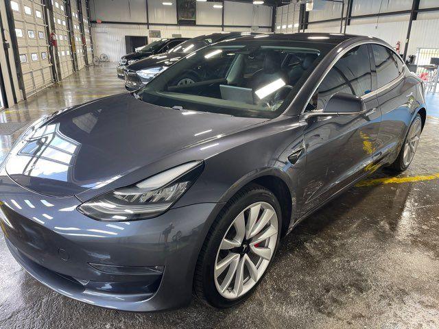 2018 Tesla Model 3 Long Range w/ Full Self Driving in North Little Rock, AR 72114