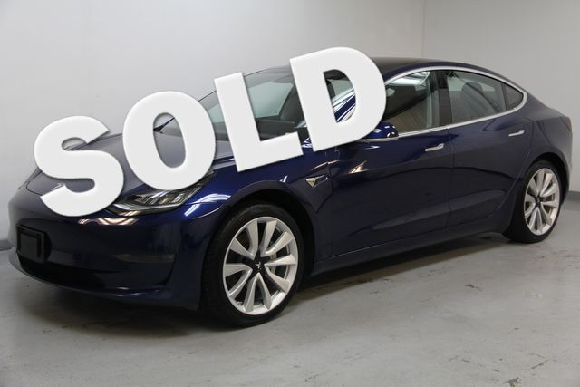 2018 Tesla Model 3 Long Range Battery Richmond, Virginia
