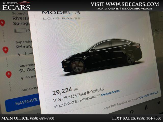 2018 Tesla Model 3 Long Range Battery in San Diego, CA 92126