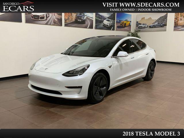 2018 Tesla Model 3 Mid Range Battery