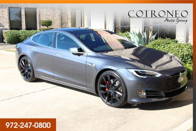 2018 Tesla Model S P100D in Addison, TX 75001
