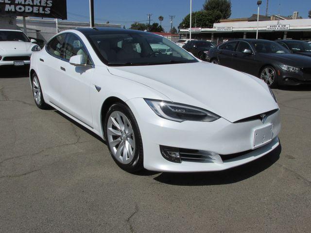 2018 Tesla Model S 75D in Costa Mesa, California 92627