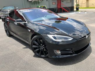 2018 Tesla Model S DUAL MOTOR AWD BLACK 22 TURBINE GLASS ROOF   Florida  Bayshore Automotive   in , Florida
