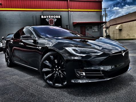 2018 Tesla Model S DUAL MOTOR AWD BLACK 22