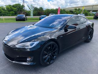 2018 Tesla Model S BLACKOUT AWD 75D 22 BLACK TURBINES GLASS   Florida  Bayshore Automotive   in , Florida