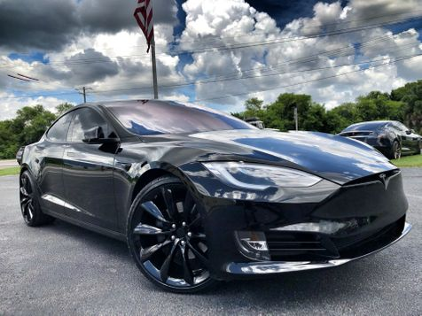 2018 Tesla Model S BLACKOUT AWD 75D 22