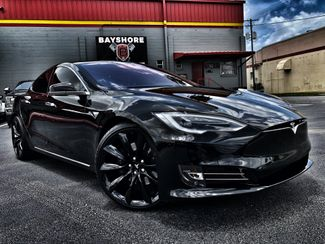 2018 Tesla Model S AWD BLACK ON BLACK 75D 22 TURBINES GLASS   Florida  Bayshore Automotive   in , Florida