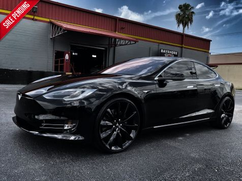 2018 Tesla Model S AWD BLACK ON BLACK 75D 22