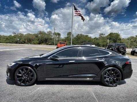 2018 Tesla Model S 75D AWD BLACK/BLACK 22