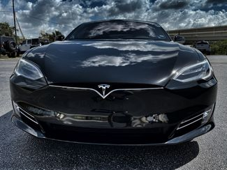 2018 Tesla Model S RED LEATHER CUSTOM PANO ROOF 22 TURBINES  Plant City Florida  Bayshore Automotive   in Plant City, Florida
