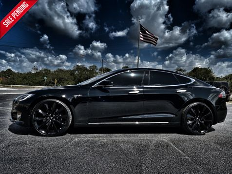 2018 Tesla Model S RED LEATHER CUSTOM PANO ROOF 22