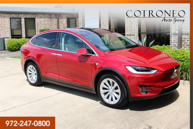 2018 Tesla Model X 100D in Addison, TX 75001