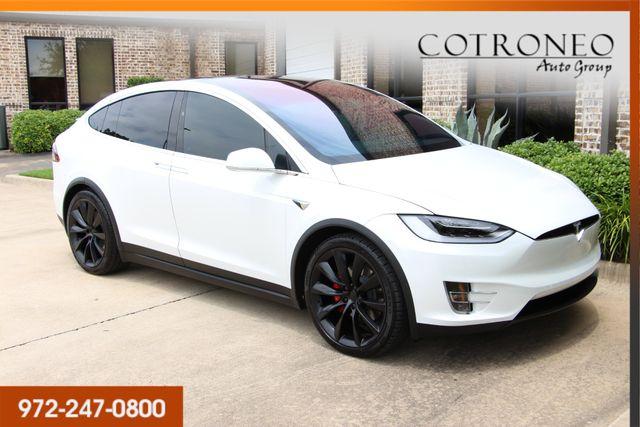 2018 Tesla Model X P100D in Addison, TX 75001