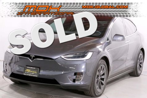 2018 Tesla Model X 75D - Autopilot - 7 seats - AWD in Los Angeles