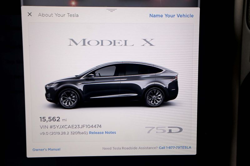 2018 Tesla Model X 75D - Autopilot - 7 seats - AWD  city California  MDK International  in Los Angeles, California