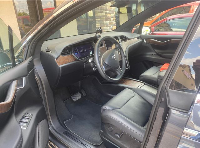 2018 Tesla Model X 100D Houston, Texas 2