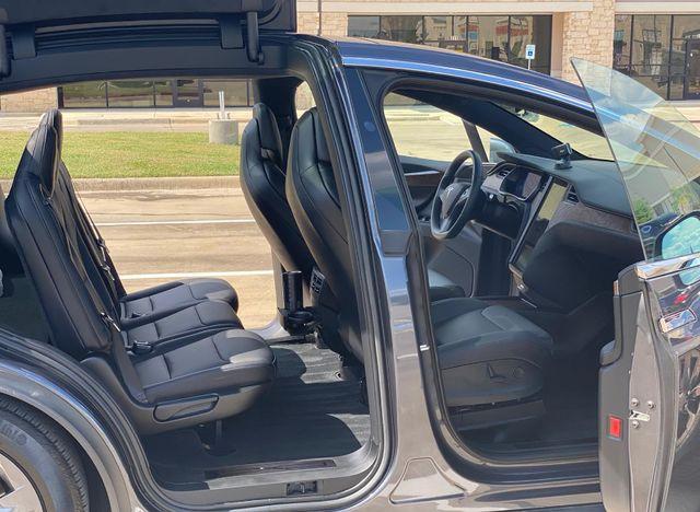 2018 Tesla Model X 100D Houston, Texas 3