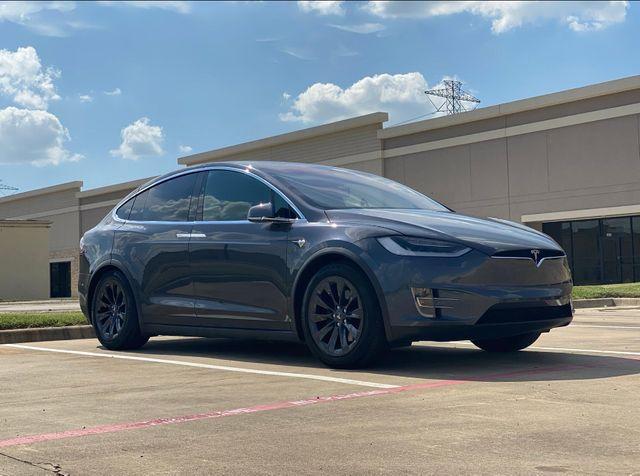 2018 Tesla Model X 100D Houston, Texas 4