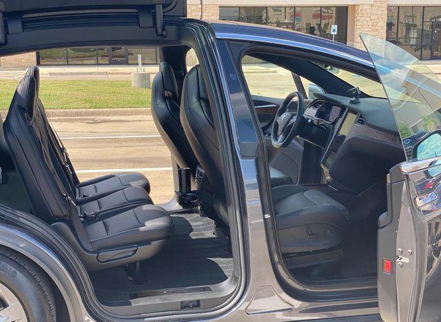 2018 Tesla Model X 100D Houston, Texas 8