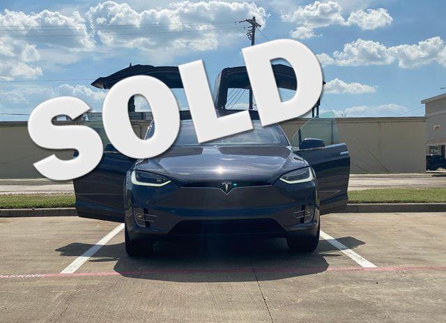 2018 Tesla Model X 100D Houston, Texas 0