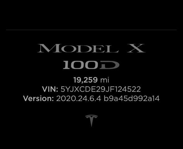 2018 Tesla Model X 100D Houston, Texas 12