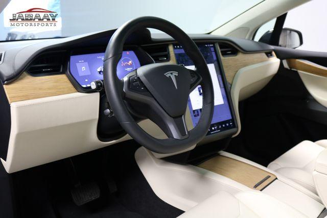 2018 Tesla Model X 75D Merrillville, Indiana 8