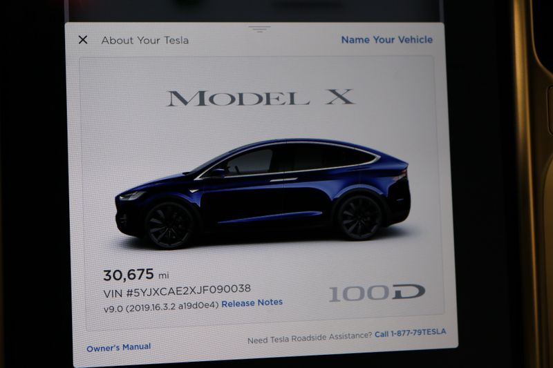 2018 Tesla Model X 100D  city NC  The Group NC  in Mansfield, NC