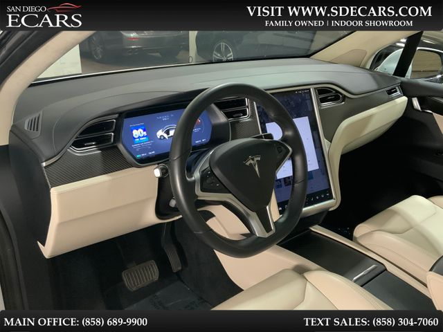 2018 Tesla Model X 75D in San Diego, CA 92126