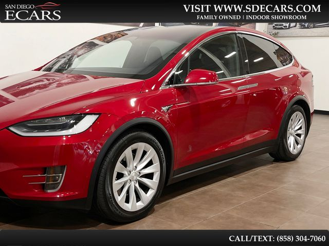 2018 Tesla Model X 75D 7 Passenger in San Diego, CA 92126