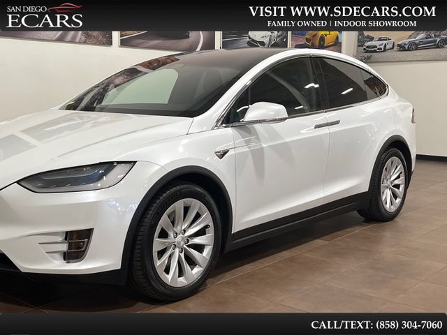 2018 Tesla Model X 75D 6 Passenger in San Diego, CA 92126