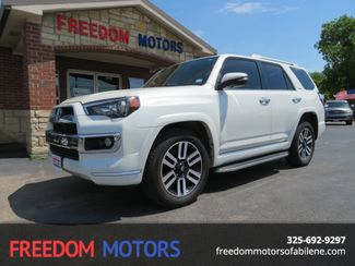 2018 Toyota 4Runner Limited | Abilene, Texas | Freedom Motors  in Abilene,Tx Texas